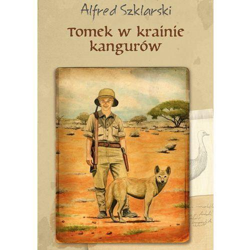 Tomek w krainie kangurów (t.1) - Alfred Szklarski (EPUB), Alfred Szklarski