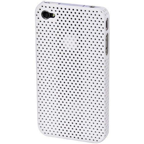 Etui HAMA Air Apple iPhone 4 Biały, kolor biały