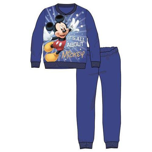 22fe49ca7543b3 Disney by arnetta piżama chłopięca mickey mouse 104 ciemnoniebieski 49,00  zł Przyjemna w dotyku i oddychająca piżama z efektownym, bajkowym nadrukiem  będzie ...