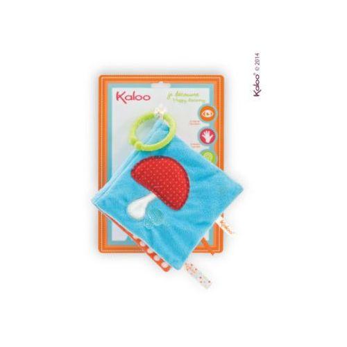 Kaloo Colors Activity - Miękka książeczka - Ogród