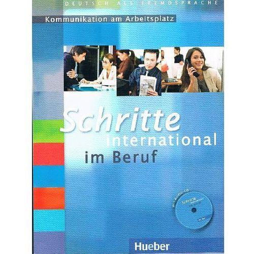 Schritte International Im Beruf Kommunikation Am Arbeitsplatz (Ćwiczenia z Płytą Audio CD) (2010)