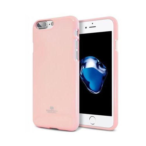 Mercury etui jelly case iphone x jasnoróżowy (8806164342862)