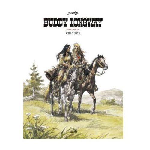 Buddy Longway Gesamtausgabe - Chinook (9783770438679)