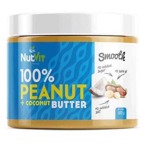 NUTVIT Peanut Butter + Coconut - 500g
