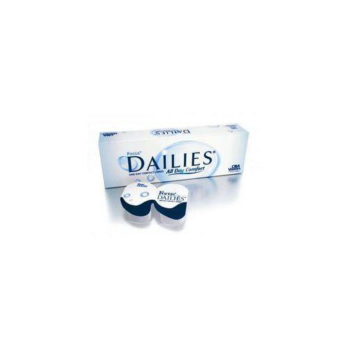 Focus Dailies - 10 sztuk, cvf-10