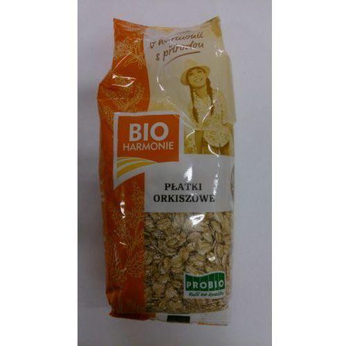 Bioharmonie Płatki orkiszowe 250g bio -