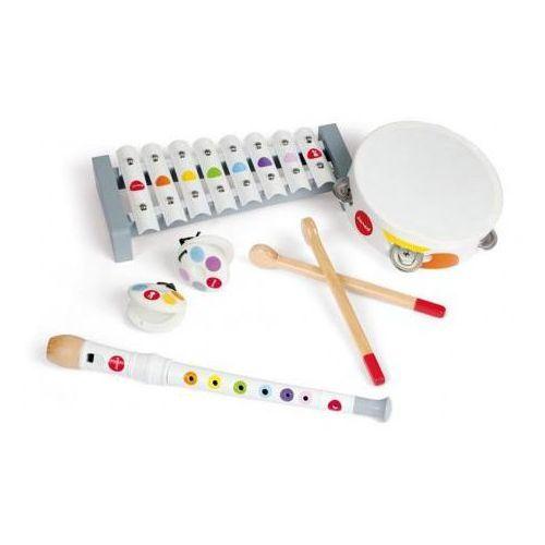 Zestaw instrumentów confetti marki Janod