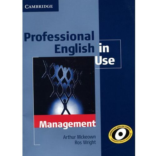 Professional English in Use Management, Cambridge University Press