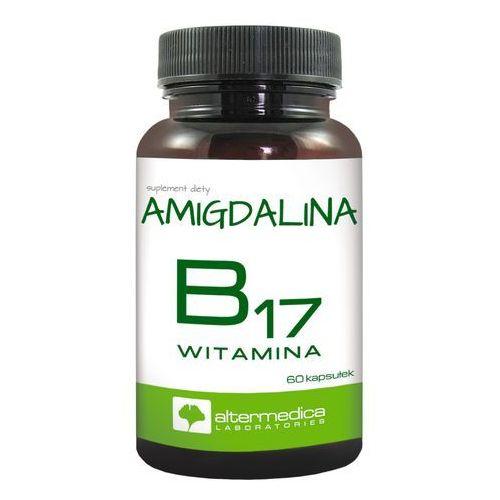WITAMINA B17 Amigdalina 60 kaps z kategorii Pozostałe zdrowie