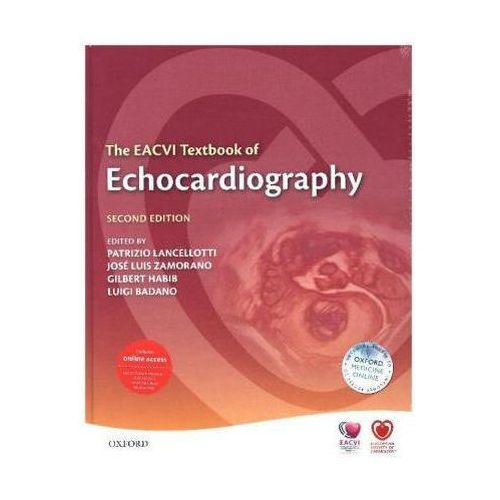 The EACVI Textbook of Echocardiography, w. DVD (9780198726012)