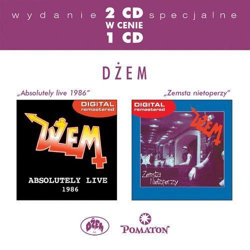 Dżem - Absolutely Live 1986 / Zemsta Nietoperzy, 5938552