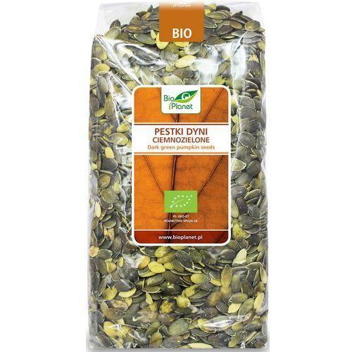 Bio planet : pestki dyni ciemnozielone bio - 1 kg