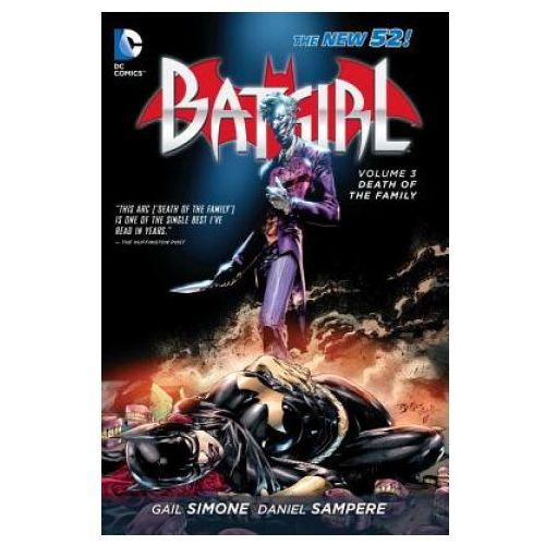 Batgirl Vol. 3 Death Of The Family (The New 52) (9781401246280)
