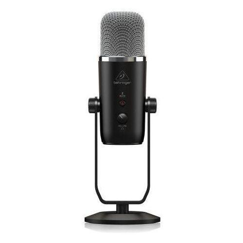 bigfoot mikrofon pojemnościowy usb marki Behringer