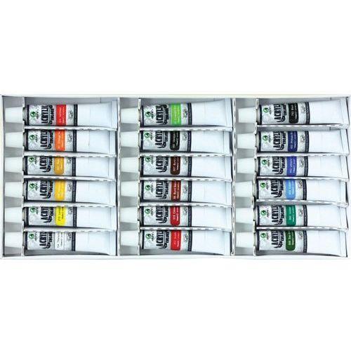 Marie's Farby akrylowe 12 kolorów w tuce 12 ml
