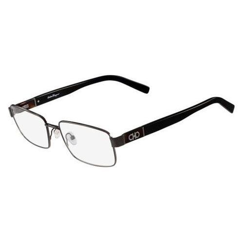 Salvatore ferragamo Okulary korekcyjne sf 2152 021