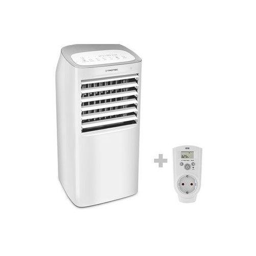 Aircooler, klimatyzer, nawilżacz powietrza PAE 40 + Higrostat gniazdkowy BH30 (4052138107881)