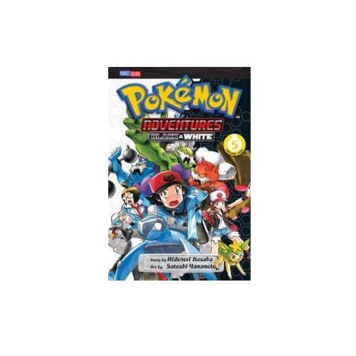 Pokemon Adventures: Black and White, Vol. 5 (9781421561813)