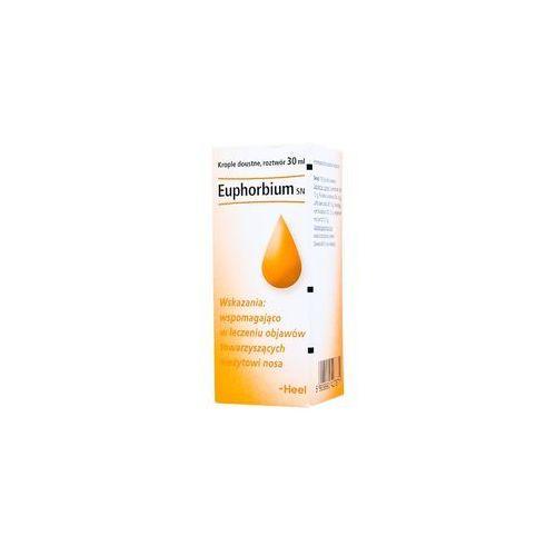 Lek na katar: HEEL Euphorbium compositum SN krople doustne 30 ml