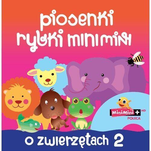 Mini Mini Piosenki Rybki O Zwierzętach Vol 2, 3779238