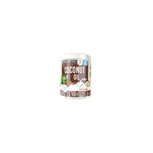 coconut oil refined 1000g marki Allnutrition