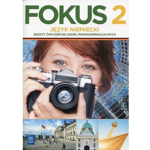 Fokus 2 Język niemiecki Zeszyt ćwiczeń, Kryczyńska-Pham Anna