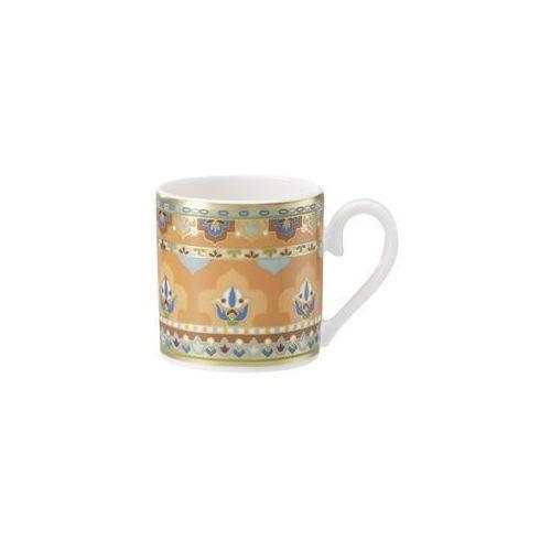 Vill - samarkand mandarin - filiżanka do espresso 10-4732-1420 marki Villeroy & boch