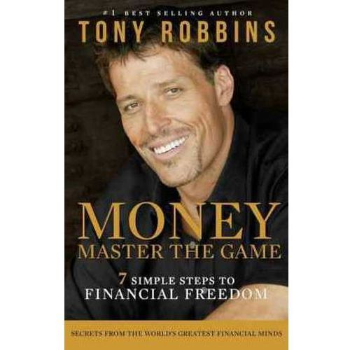 Money Master the Game, Anthony Robbins