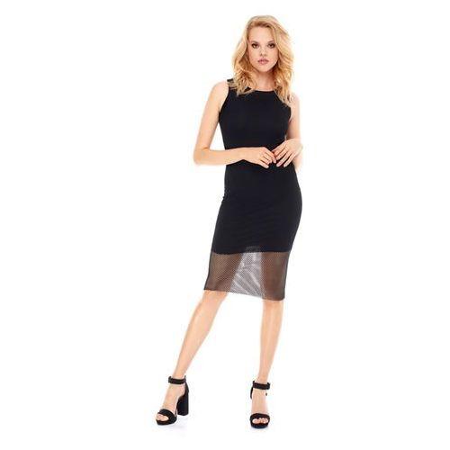 Sugarfree Sukienka yelena w kolorze czarnym