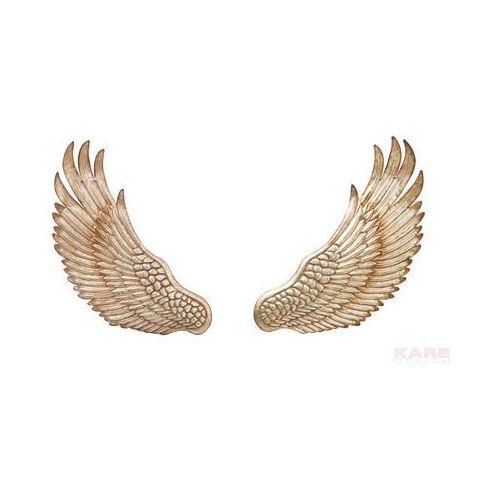 Kare Design Wings Dekoracja Ścienna (2/Set) - 35336 (obraz)