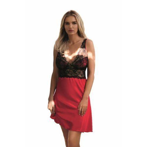Dkaren sara czerwona koszula nocna (5903251379428)