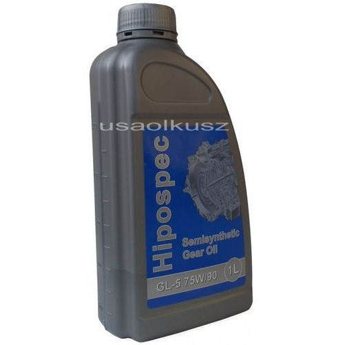 Specol Pół syntetyczny olej mostu bez lsd hipospec 75w90 gl5 1l