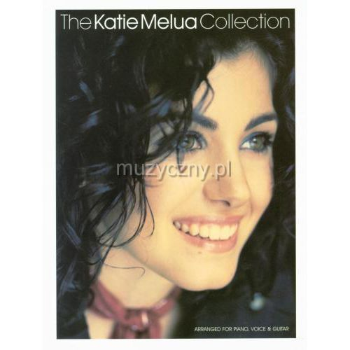 PWM Melua Katie - The Katie Melua Collection (utwory na fortepian, wokal i gitarę)