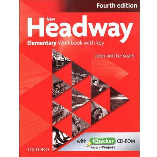Headway 4E Elementary Workbook with key with iChecker (2012)