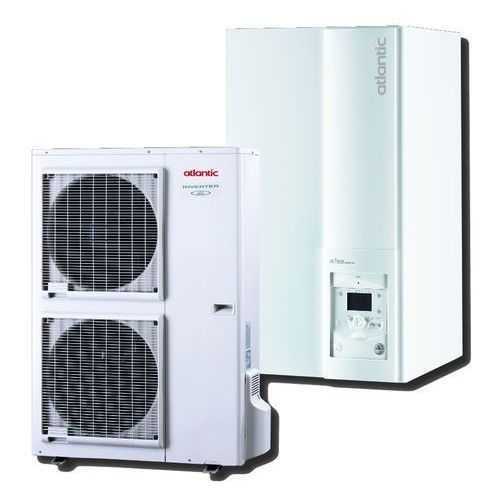 Pompa ciepła powietrze woda Excelia Tri 11 - do powierzchni grzewczej 100-150 m2 - z kategorii Pompy ciepła