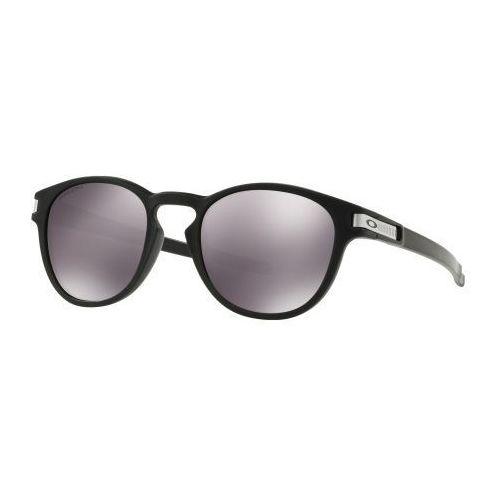 Oakley Okulary latch grid collection matte black prizm black iridium oo9265-4053