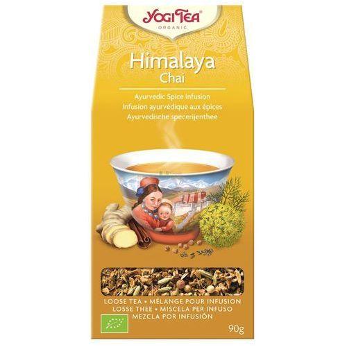 Herbatka Himalaya BIO 90 g Herbata Yogi Tea
