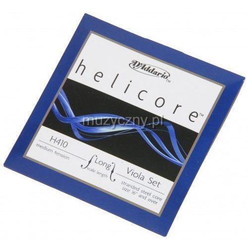D′Addario Helicore H-410 Long Scale struny altówkowe (medium)