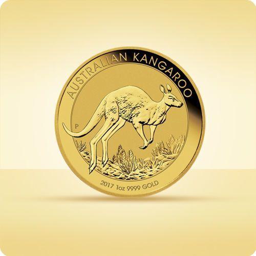 Australijski kangur 1 uncja złota - wysyłka 24 h! - 24h marki Perth mint