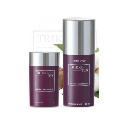 Trikko-tex Trikkotex 25g+60ml zestaw zagęszczanie włosów mikrowłókna