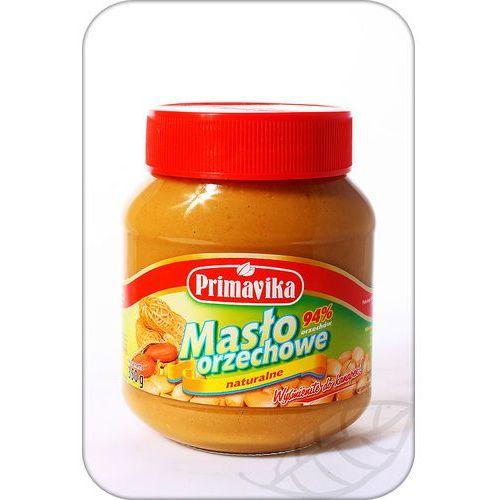 Masło orzechowe naturalne 350g (5900672300567)
