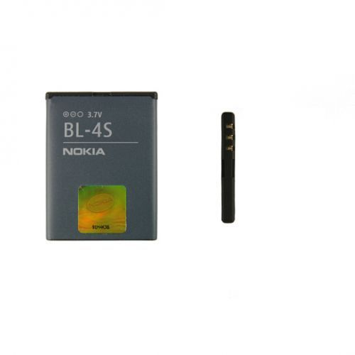 Nokia 2680 Slide / BL-4S 860mAh 3.2Wh Li-Ion 3.7V (oryginalny), BL-4S