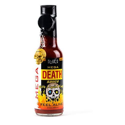 Blair's Mega Death Sauce, 20101