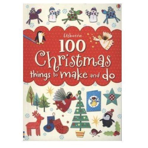 100 Christmas Things To Make And Do, Watt, Fiona
