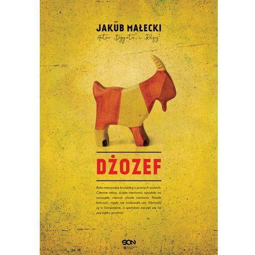 Dżozef - Jakub Małecki (MOBI), Jakub Małecki