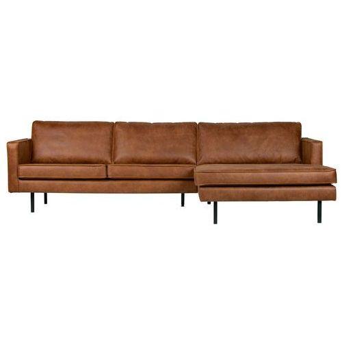 Be pure sofa narożna prawostronna rodeo koniak 800902-b