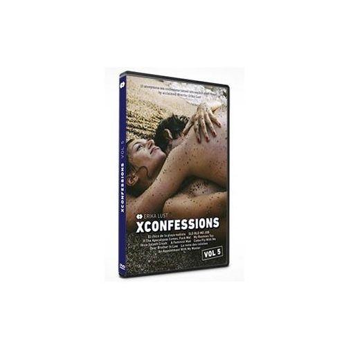 Erika lust - kultowa seria filmów erotycznych - xconfessions 5 dvd