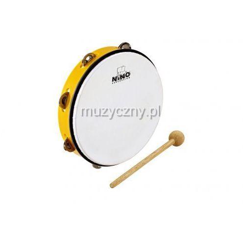 Nino 24y jingle hand drum bęben ramowy 10″