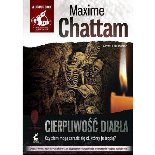 Cierpliwość diabła. Audiobook - Maxime Chattam