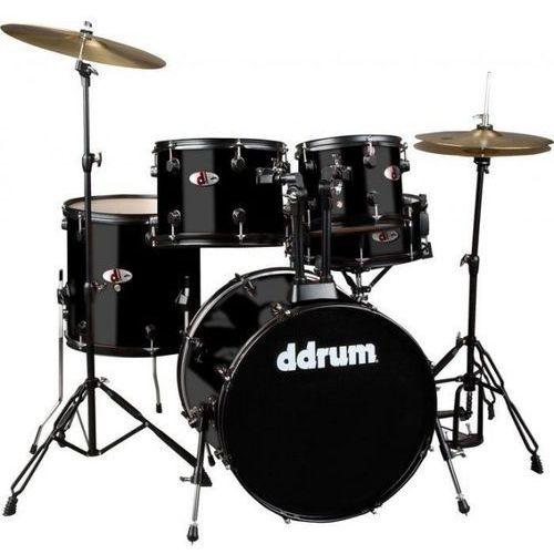 d120 midnight black - zestaw perkusyjny marki Ddrum